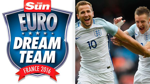 The Sun Euro Dream Team tips - a first go at a team