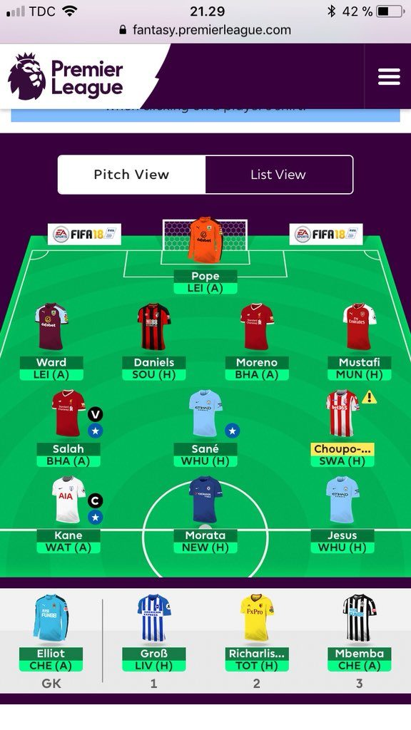 fantasy premier league gw15 team tips