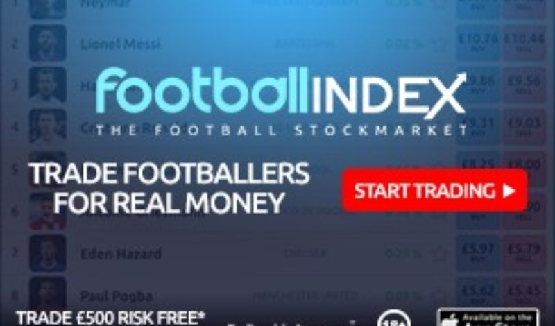 Football INDEX - a monthly review of April's purchases
