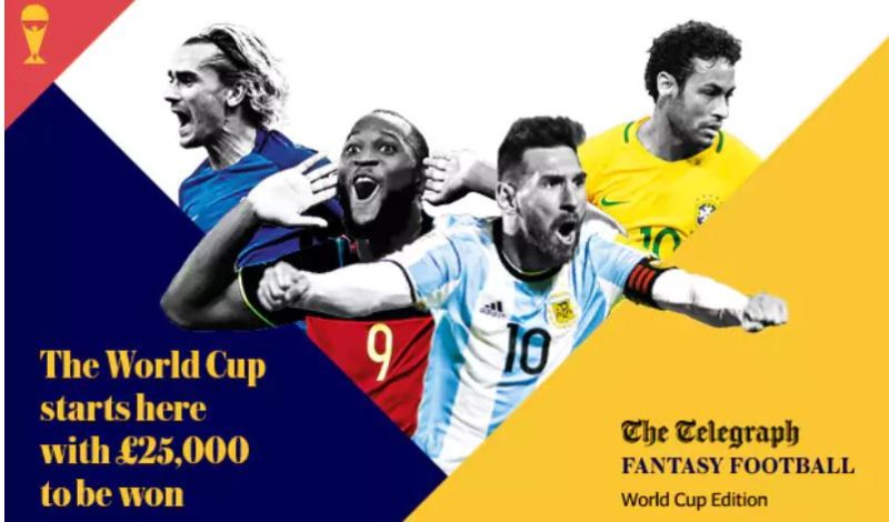 telegraph world cup fantasy football comes to FFGeek