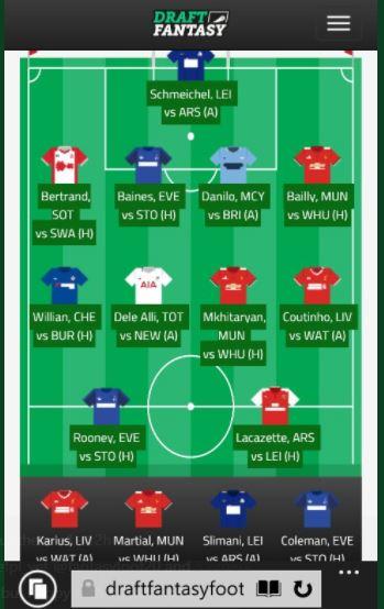 draft Fantasy Football