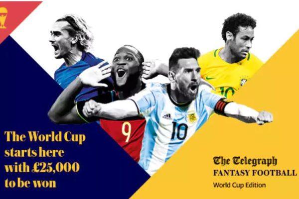 telegraph world cup fantasy