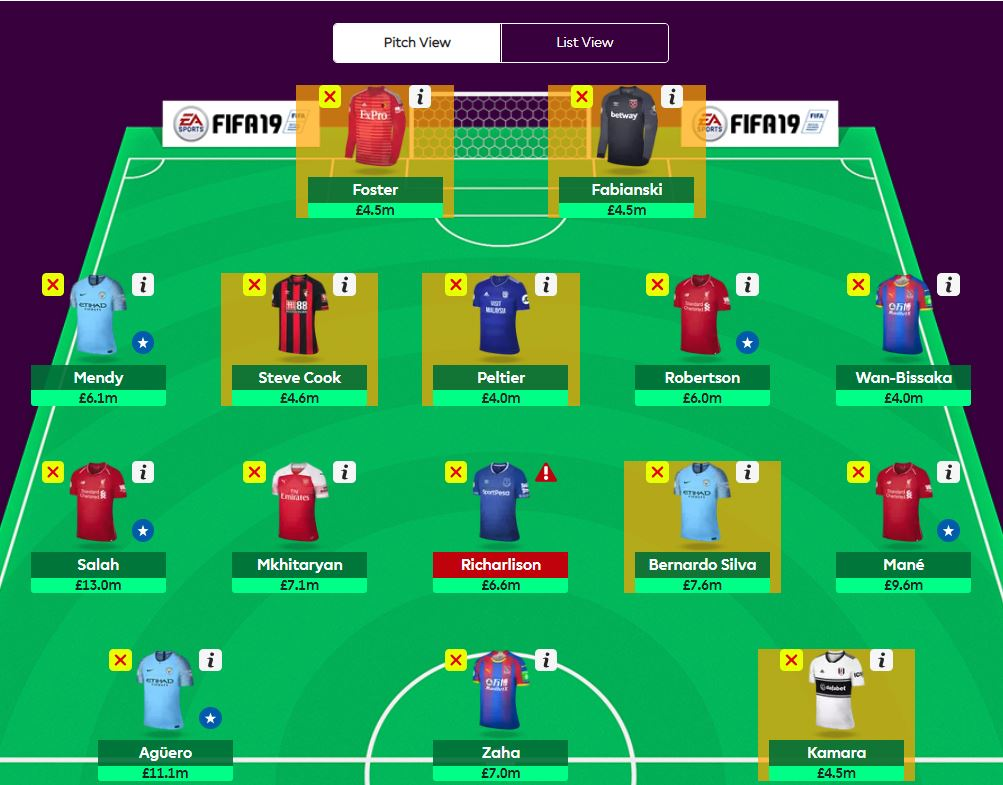 fantasy premier league tips