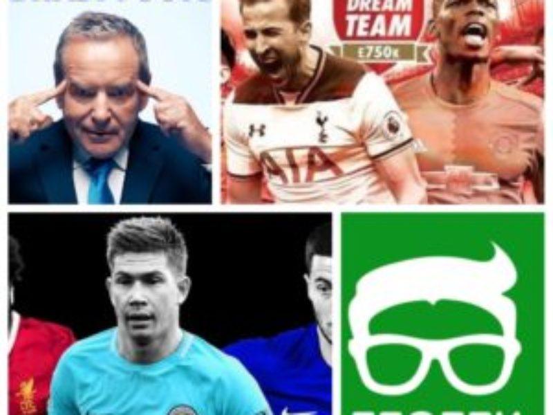 The FFGeek teams in Telegraph, Sky Sports fantasy football and Sun Dream Team for GW9