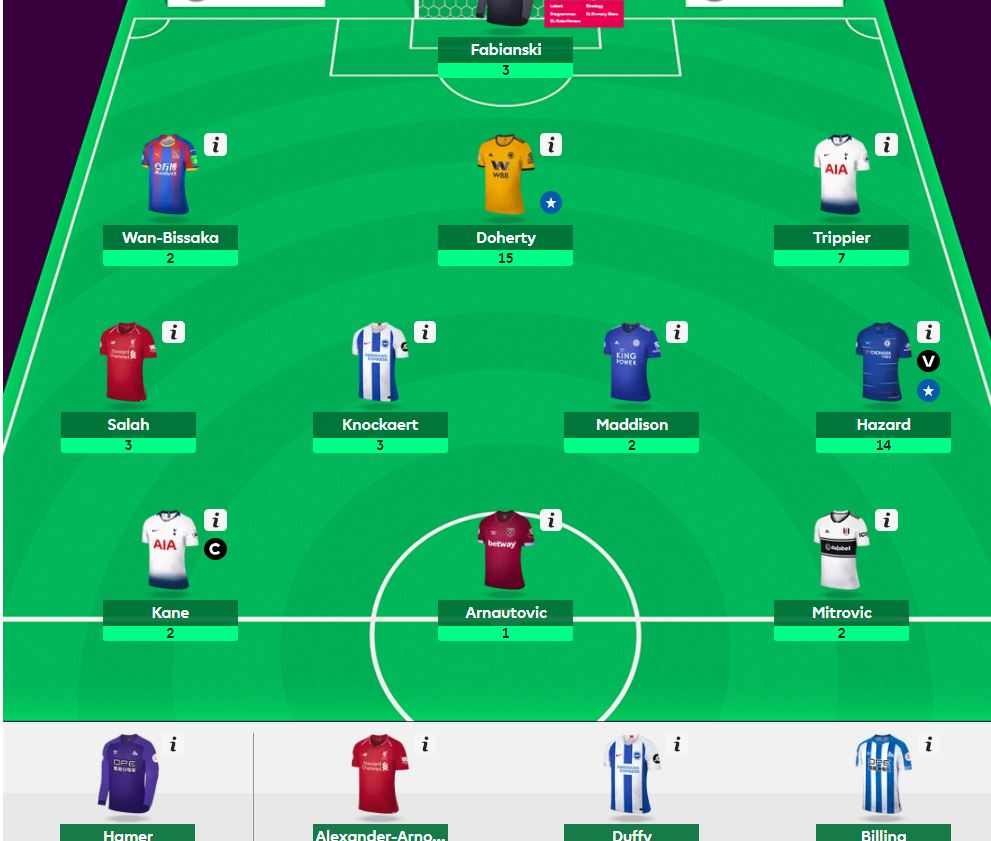 fantasy football tips GW9