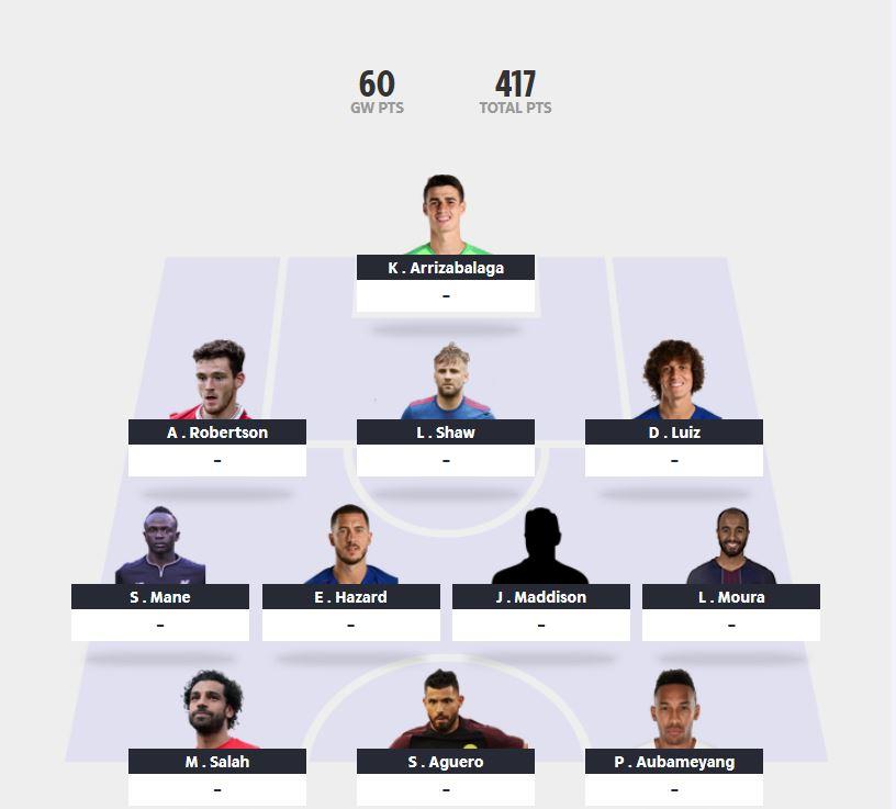 gw8 fantasy football tips