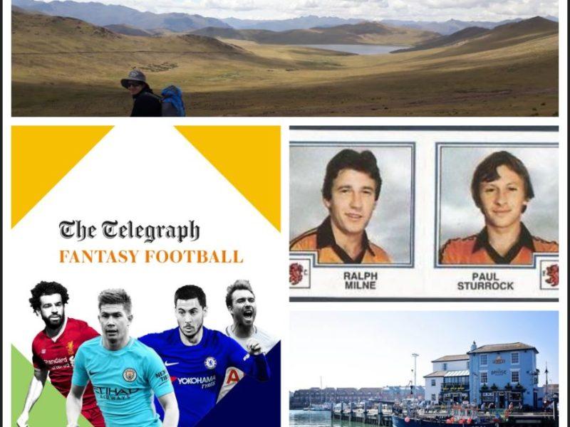 telegraph fantasy football tips – FFGeek contributors show their teams GW9