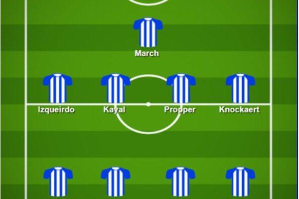 Fantasy Premier League Lineups GW13