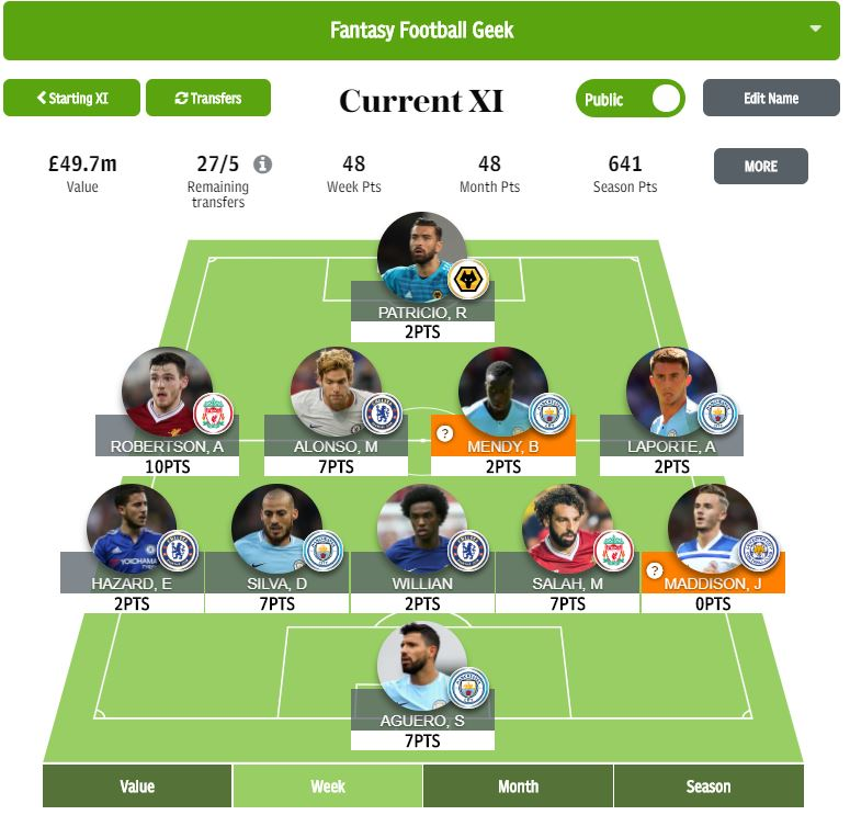 sky fantasy football