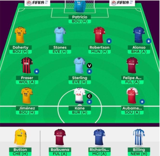 GW17 fantasy football tips