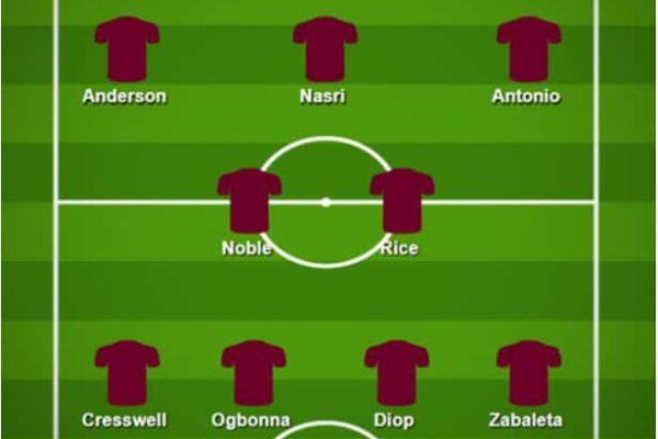 premier league lineups GW23