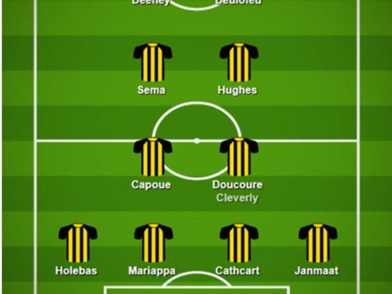 Fantasy Premier League – Potential Premier League Lineups GW26