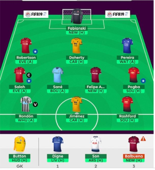 GW29 fantasy football tips