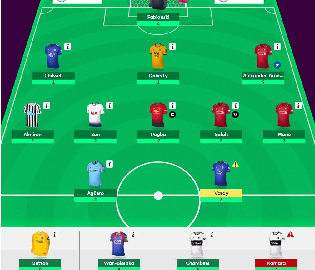 fantasy premier league transfer tips GW30