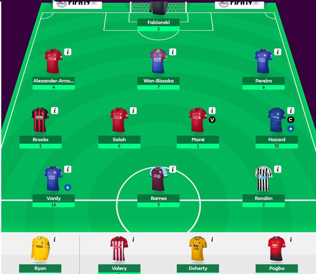 fantasy premier league transfer tips GW34