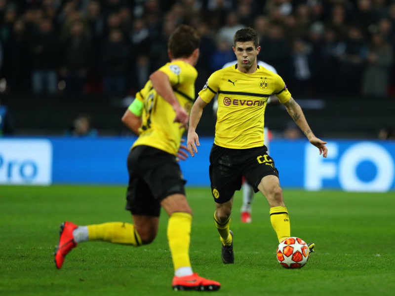 FPL New Player Profile – Chelsea's Christian Pulisic