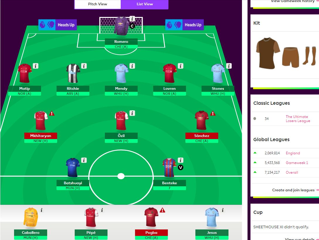 fpl ultimate