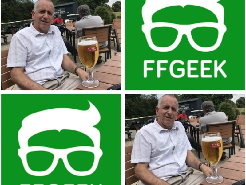 """FFGeek contributor Andrew Whitfield with his FPL """"gradual wildcard"""""""