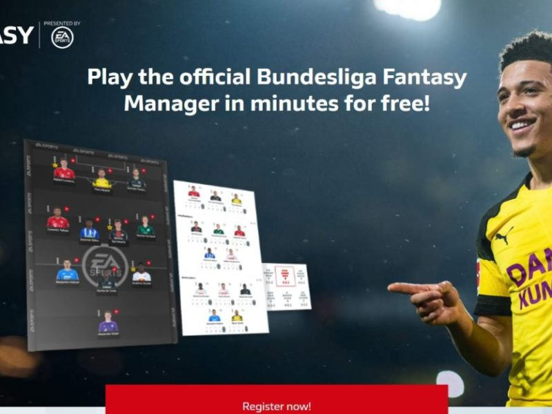 Fantasy Bundesliga Matchday 30 – Rob Reid reviews GW29 and talks about his team for GW30