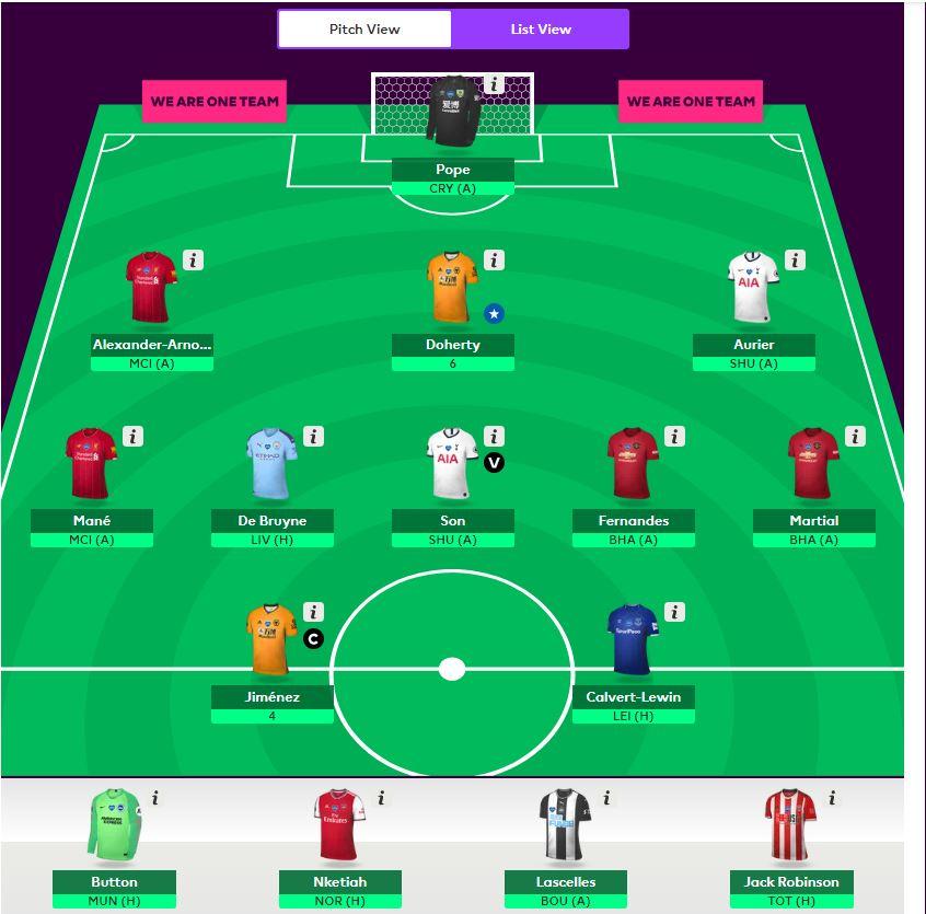 fantasy premier league transfer tips GW33