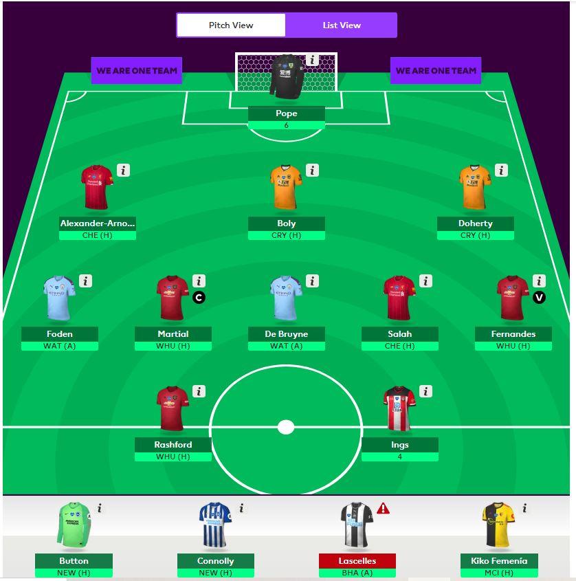 fantasy premier league transfer tips GW38