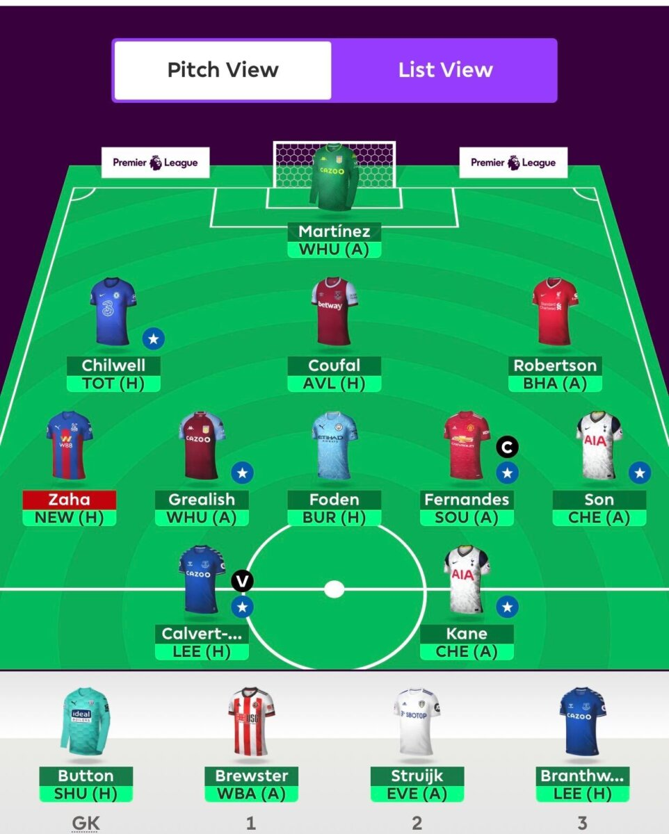fpl team tips GW10
