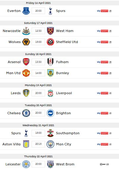 double gameweek 32 announced