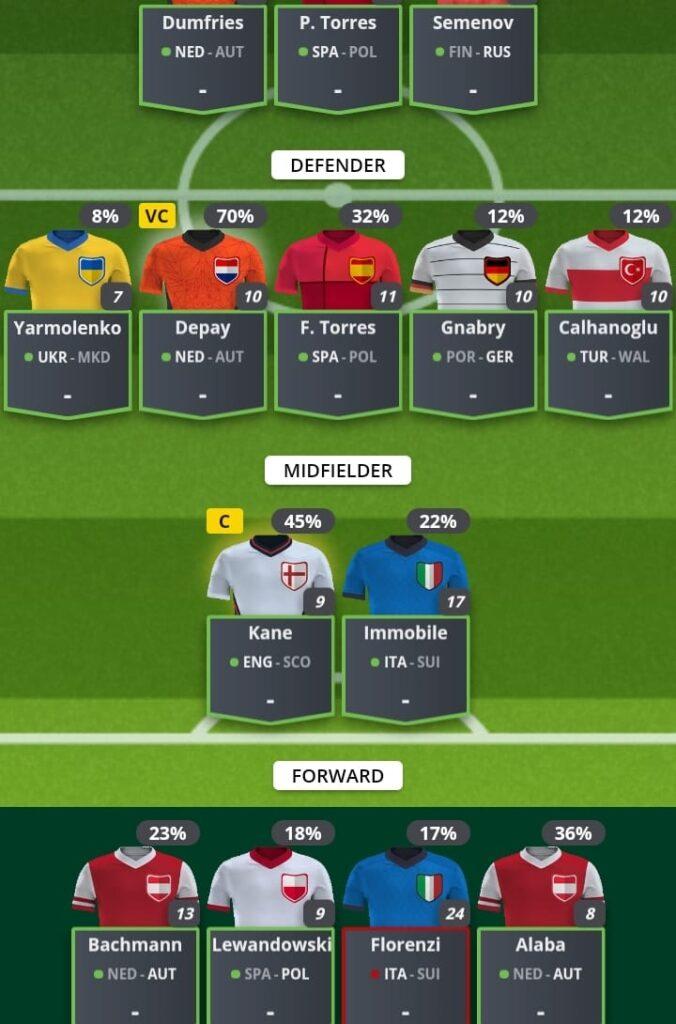 Fanteam Euros
